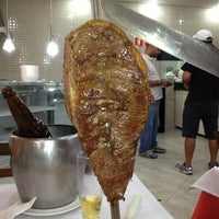 Photo taken at Churrascaria Congonhas Grill by Antonio N. on 7/7/2013
