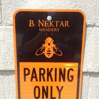 Photo taken at B. Nektar Meadery by Kyle L. on 5/4/2013