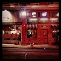 Foto tomada en Sutter Pub & Restaurant por Andre S. el 11/20/2012