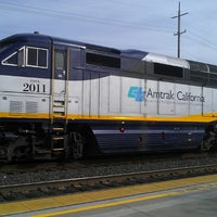 Photo taken at Martinez Station (MTZ) by David R. on 3/2/2013