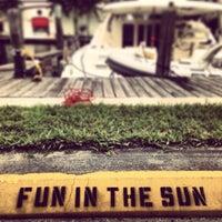 Photo taken at Marina Bay Marina by Like. N. on 1/17/2014