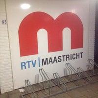 Photo taken at RTV Maastricht by Kim on 11/17/2014