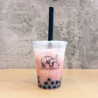 Photo taken at Boba Guys by Tiffany D. on 7/2/2016