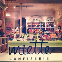 Photo taken at Miette Patisserie by Tiffany D. on 11/21/2012