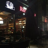 Photo taken at Red Wine Bar by Narest R. on 7/20/2014
