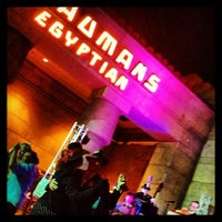 Photo taken at The Egyptian Theatre by Patrick R. on 4/22/2013