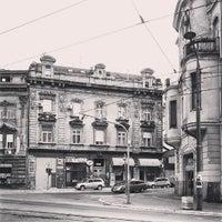 Photo taken at Savamala by Goran S. on 7/12/2013