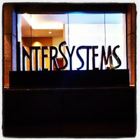 Photo taken at Intersystems Corporation by v23ent on 1/20/2014