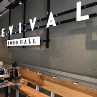 Foto tomada en Revival Food Hall  por Ali F. el 2/21/2018