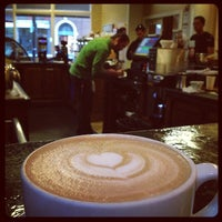 Photo taken at Bard Coffee by Brent D. on 10/12/2012