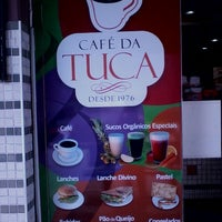 Photo taken at Café da Tuca by Patricia H. on 2/17/2013