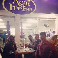 Photo taken at Açaí da Irene by Cristiano N. on 10/31/2014