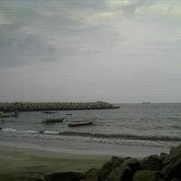Photo taken at Main Gate Kuantan Port by Zack K. on 10/8/2012