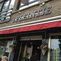 Photo taken at 't Pleintje by Jan T. on 7/20/2013