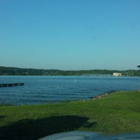 Photo taken at Anna Point Marina by Zach O. on 6/15/2013