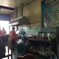 Photo taken at ร้านอาหารจันทร์ทอง by Thiago Y. on 7/14/2016