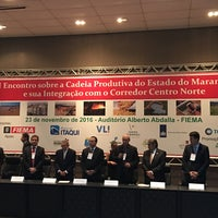 Photo taken at Sistema FIEMA by Erik Augusto D. on 11/23/2016