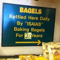 Photo taken at Chesapeake Bagel Bakery by jenrandall on 1/2/2013