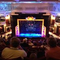 Photo taken at Birmingham Hippodrome by Luke S. on 1/4/2013