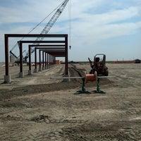 Photo taken at Bethel Compressor Station by Dale G. on 8/1/2013