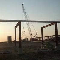 Photo taken at Bethel Compressor Station by Dale G. on 8/23/2013