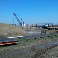 Photo taken at Bethel Compressor Station by Dale G. on 8/5/2013