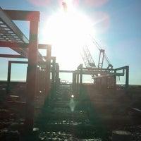 Photo taken at Bethel Compressor Station by Dale G. on 8/29/2013