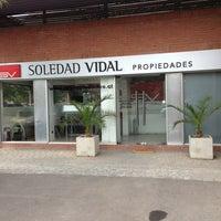 Photo taken at Soledad Vidal Propiedades by Constanza N. on 3/8/2013