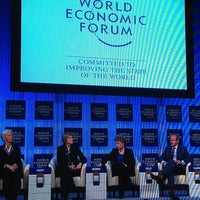 Photo taken at World Economic Forum (WEF) by Brandon K. on 1/25/2013