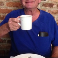 Photo taken at Mr. Rivers Breakfast Joint by LAURA D. on 5/14/2015