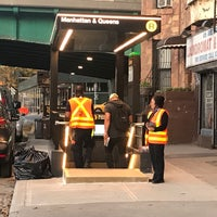 Photo taken at MTA Subway - Prospect Ave (R) by Dylan S. on 11/2/2017