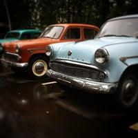 Photo taken at Отечественные ретро автомобили by Konstantin K. on 6/28/2014