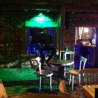 Photo taken at Pembe Kaval Bar by Gizem G. on 9/16/2014