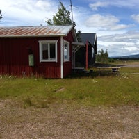Photo taken at Sälens Flygplats by Ove J. on 7/19/2013
