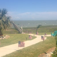 Photo taken at Bayside, TX by Stephanie S. on 7/6/2013