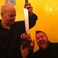 Photo taken at Ristorante BuonGusto - sushi wok allyoucaneat by Antonio M. on 2/22/2013