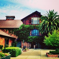 Photo taken at Stanford Barn by Vincent T. on 7/23/2013
