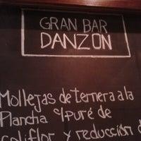 Foto tomada en Gran Bar Danzón por Diego H. el 4/27/2013