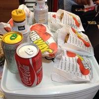 Photo taken at Subway by Luiz Gustavo S. on 12/29/2013
