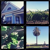 Photo taken at Blue Victorian Winery by Lisa on 6/7/2013