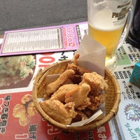 Photo taken at 大分から揚げ専門店 とりあん 戸越銀座店 by Rie O. on 10/14/2013