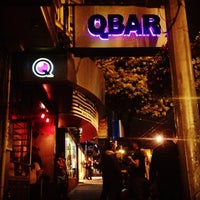 Photo taken at QBar by Noey G. on 10/10/2012