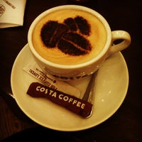 Photo taken at Costa Coffee by Madan S. on 11/11/2012