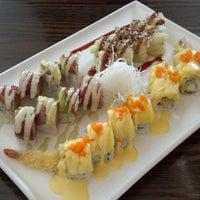 Photo taken at Wakame Sushi & Asian Bistro by Caleb H. on 3/5/2013