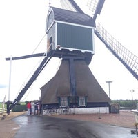 Photo taken at De Graaflandse Molen by Wieland V. on 8/11/2014