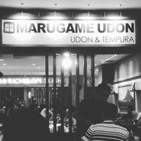 Photo taken at Marugame Udon by Wiko S. on 5/21/2017