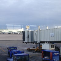 Photo taken at Gate A51 by Chris H. on 1/8/2013