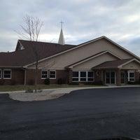 Photo taken at Amazing Grace Christian Church by Adam L. on 3/13/2013