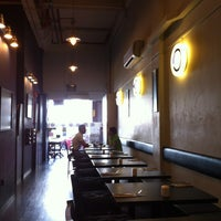 Photo taken at Entre-Nous Creperie by Mk P. on 6/15/2013