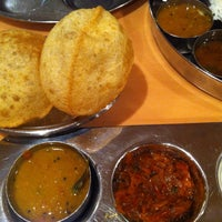 Photo taken at Saravanaa Bhavan by Mk P. on 2/2/2013